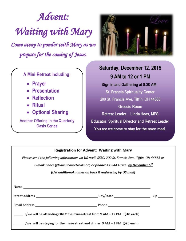 Advent flyer Revised