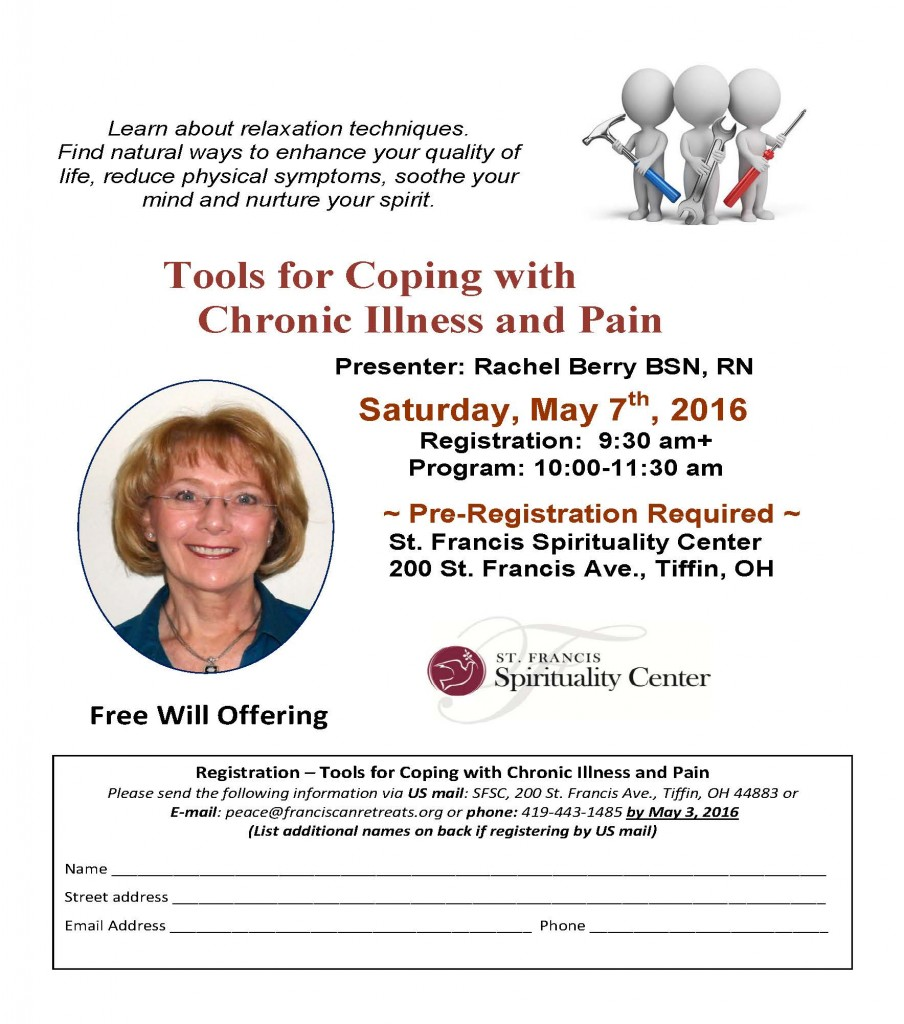 Tools for Coping with Chronic Illness and Pain  FINAL
